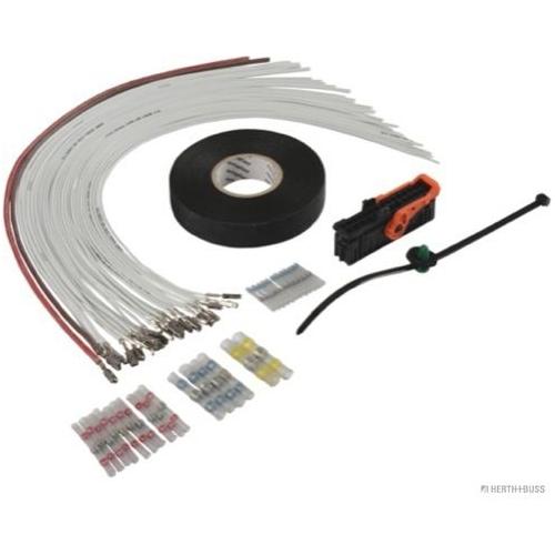 Cable Repair Set, door HERTH+BUSS ELPARTS 51277173 VW