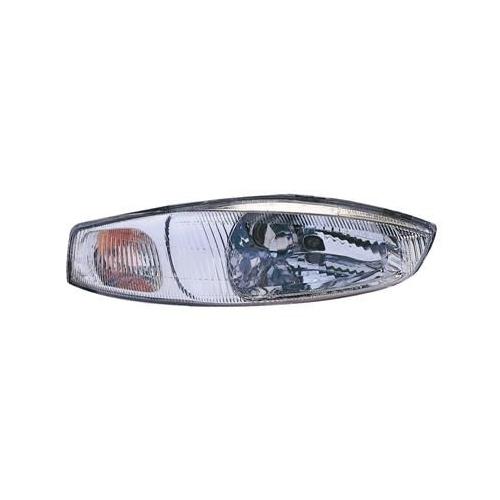 Headlight VAN WEZEL 3228942 MITSUBISHI