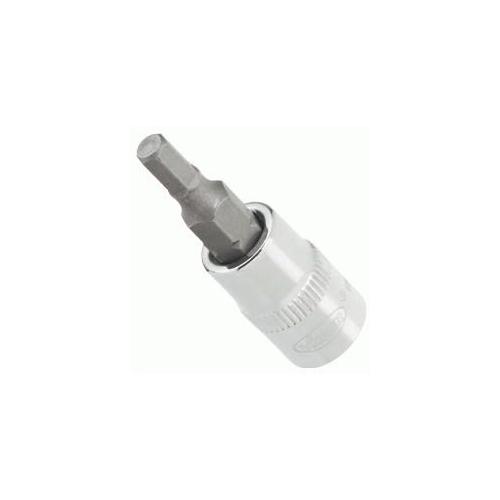 VIGOR Außen-Sechskant Steckschlüssel-Bit-Einsatz 6 mm 1/4 Zoll (6.3 mm)