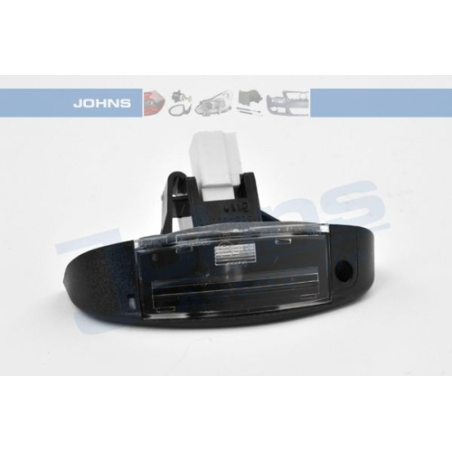 Kennzeichenleuchte JOHNS 30 42 87-96 FIAT