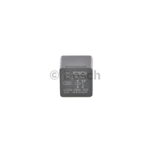 BOSCH Relay, main current 0 332 019 213