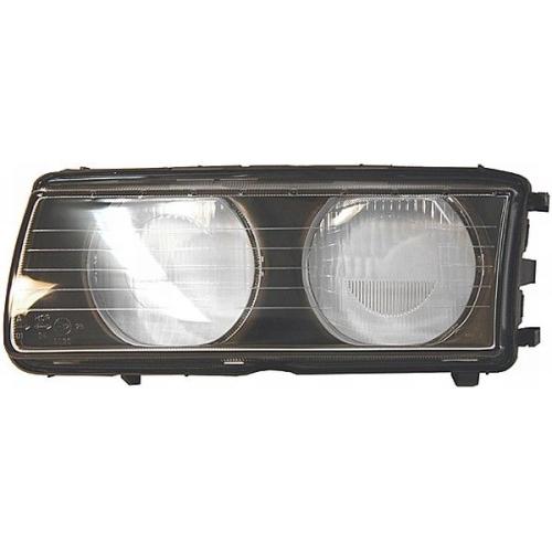Diffusing Lens, headlight HELLA 9ES 143 409-001 BMW
