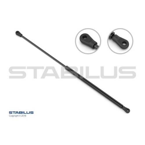 STABILUS Gasfeder, Motorhaube 024339