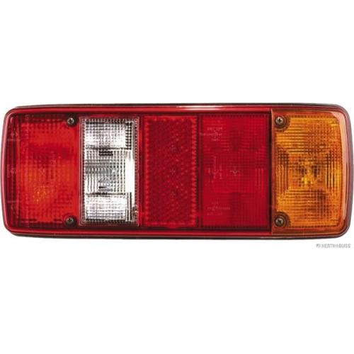 Combination Rearlight HERTH+BUSS ELPARTS 83840186 MAN VW KÖGEL