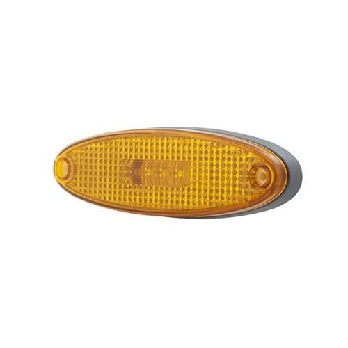 Side Marker Light HELLA 2PS 007 943-311 DAF MACK HYMER