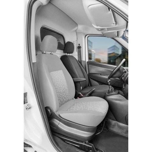 Seat covers for Opel Combo D, front