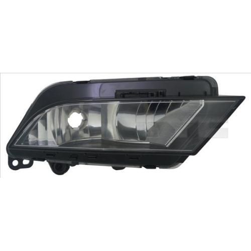 Fog Light TYC 19-12237-01-2 SEAT