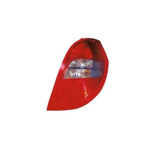 Combination Rearlight VAN WEZEL 3018934 MERCEDES-BENZ