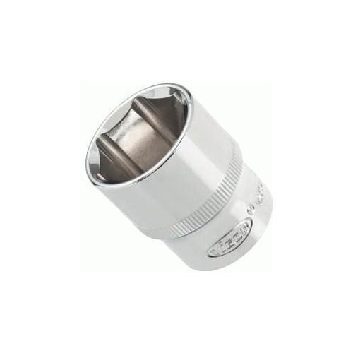 VIGOR Steckschlüssel-Einsatz für Außensechskant-Profil 12,5 mm (1/2 Zoll)