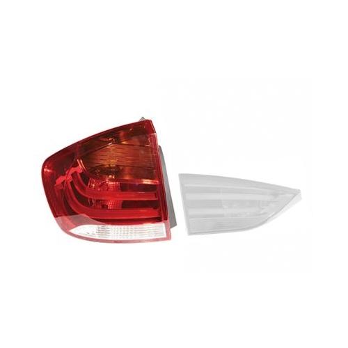 Combination Rearlight VAN WEZEL 0678935 BMW