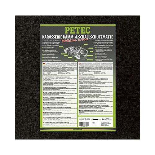 PETEC Motorraumdämmung Schalldämmung Dämmmatte Dämmung 87600
