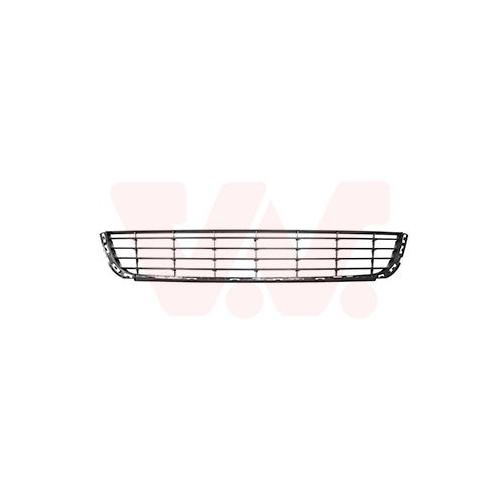 VAN WEZEL Ventilation Grille, bumper 5863599