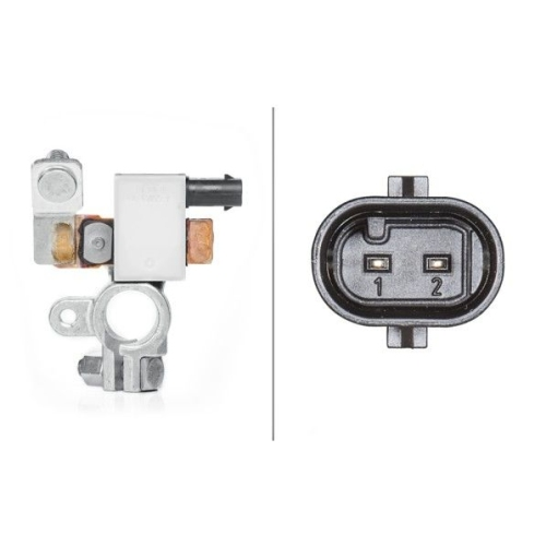 Sensor, Batteriemanagement HELLA 6PK 010 557-901 OPEL VAUXHALL CHEVROLET