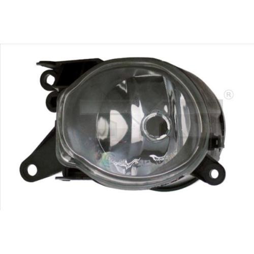 Fog Light TYC 19-0002-05-2 AUDI