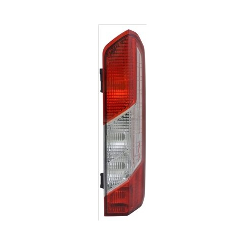 Combination Rearlight TYC 11-12667-01-2 FORD