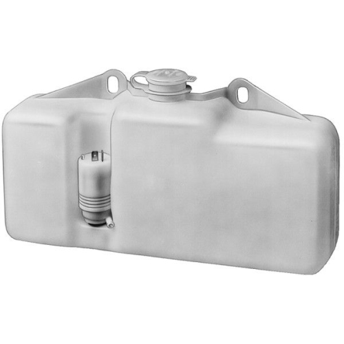 HELLA Washer Fluid Tank, window cleaning 8BW 003 443-011