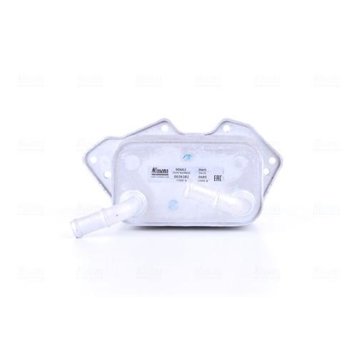 NISSENS Heat Exchanger 90662