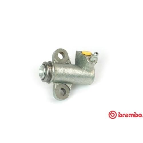 Nehmerzylinder, Kupplung BREMBO E 56 030 NISSAN