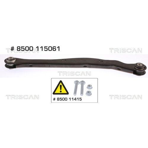 Stange/Strebe, Radaufhängung TRISCAN 8500 115061 BMW MINI