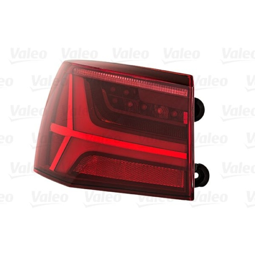 Combination Rearlight VALEO 047022 ORIGINAL PART AUDI