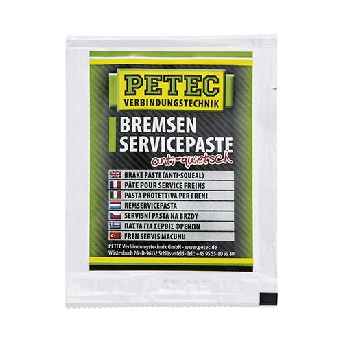 PETEC BREMSEN SERVICE PASTE 35 ml 94405