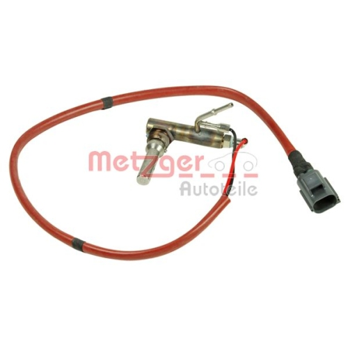 Injection Unit, soot/particulate filter regeneration METZGER 0930012 OE-part