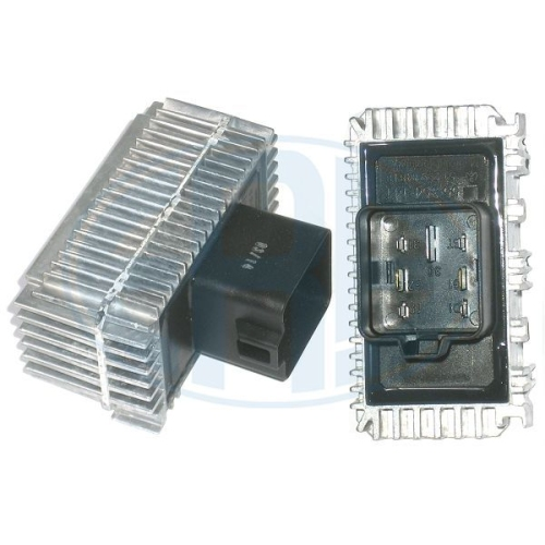 Control Unit, glow plug system ERA 661281 OPEL HITACHI GENERAL MOTORS