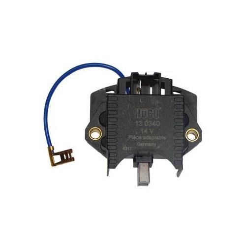 Alternator Regulator HITACHI 130340 Hueco CITROËN DAF FIAT KHD MERCEDES-BENZ
