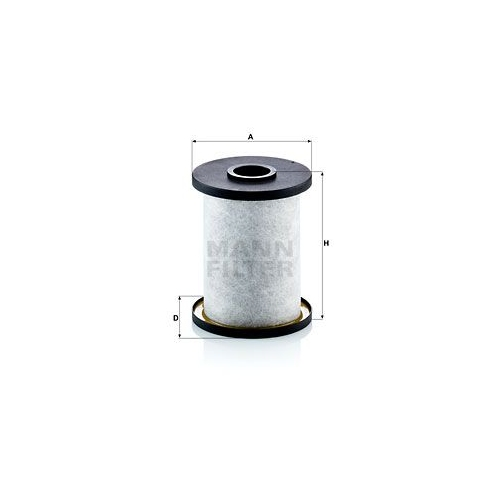 MANN-FILTER Filter LC 10 005 x