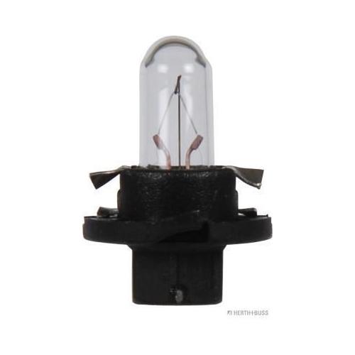 Glühlampe, Instrumentenbeleuchtung HERTH+BUSS ELPARTS 89901235