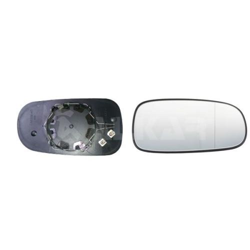 Spiegelglas, Außenspiegel ALKAR 6432242 SAAB