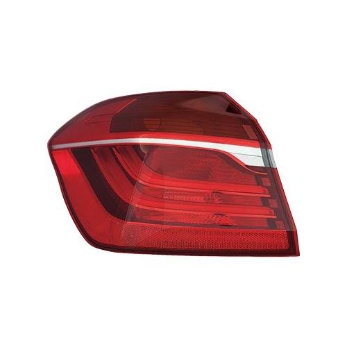 Combination Rearlight VAN WEZEL 0675935 BMW