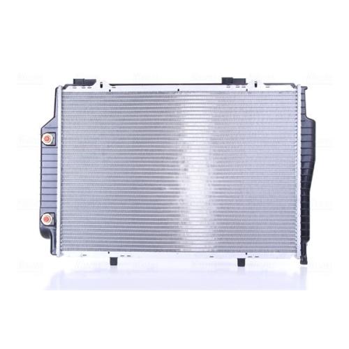 Kühler, Motorkühlung NISSENS 62616 CHRYSLER MERCEDES-BENZ