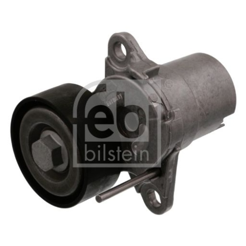 Belt Tensioner, v-ribbed belt FEBI BILSTEIN 47605 AUDI SEAT SKODA VW