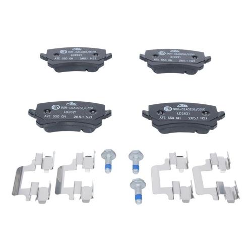 ATE Brake Pad Set 13.0470-2621.2