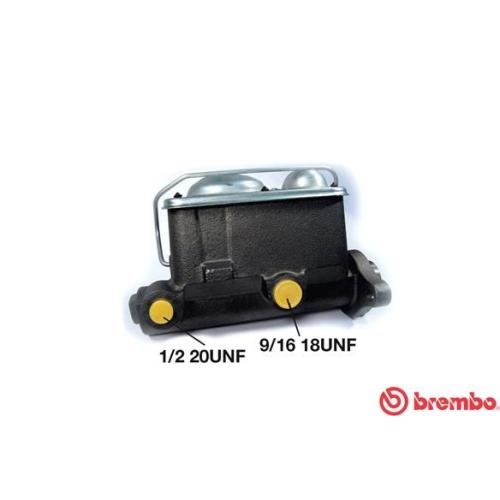 Hauptbremszylinder BREMBO M 59 062 NISSAN OPEL RENAULT