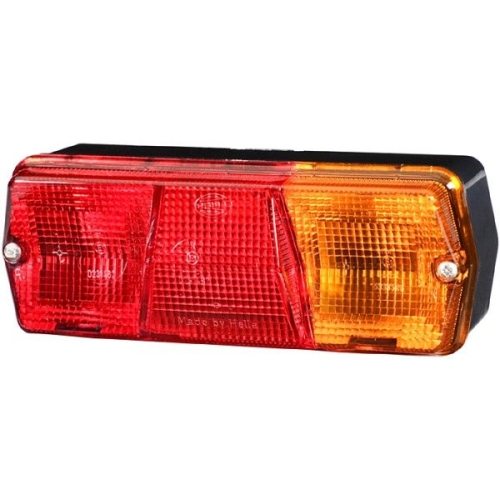 Combination Rearlight HELLA 2SD 001 680-271 AEBI AUWÄRTER DAF MERCEDES-BENZ OPEL