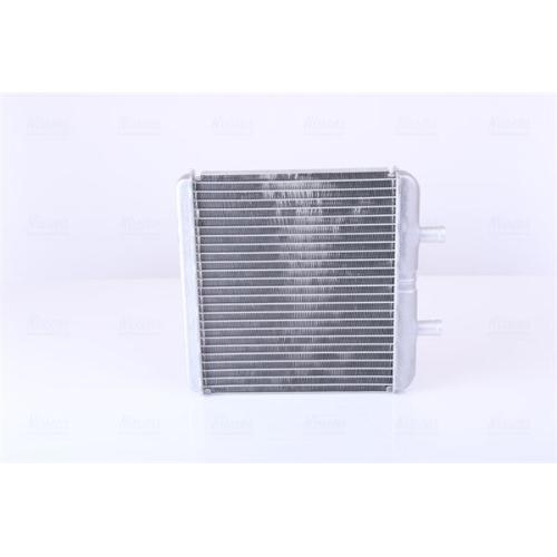 Wärmetauscher, Innenraumheizung NISSENS 71811 IVECO ASTRA