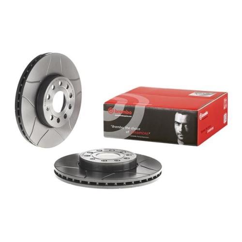 Brake Disc BREMBO 09.9145.75 BREMBO MAX LINE AUDI SEAT SKODA VW VW (FAW)
