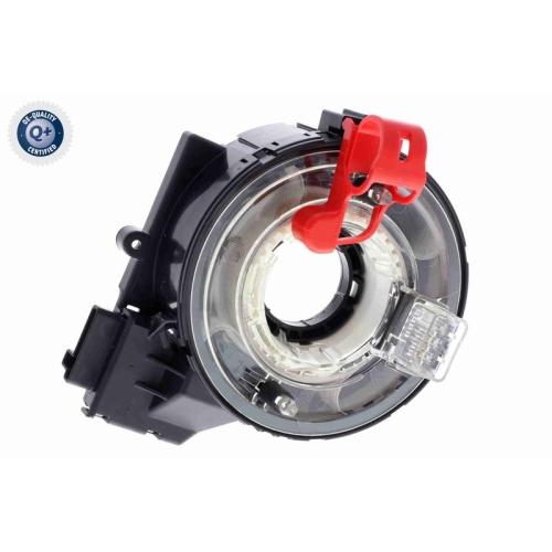 Clockspring, airbag VEMO V10-72-1509 Q+, original equipment manufacturer quality