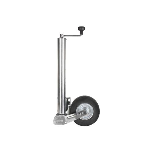 Winterhoff 1732117 Stützrad Vollgummi automatisch klappbar 235x70mm