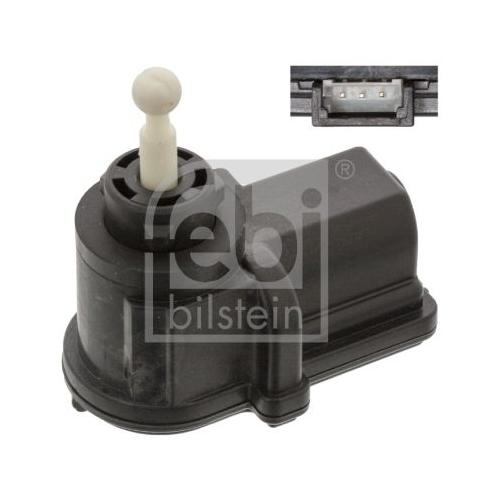 Control, headlight range adjustment FEBI BILSTEIN 46540 febi Plus FORD FORD USA