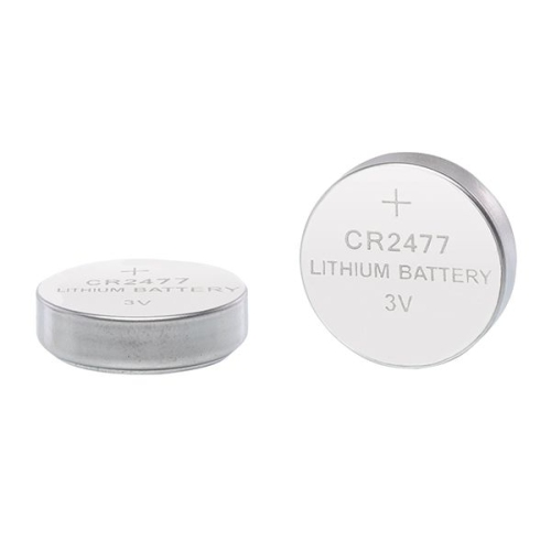 STOP&GO BUTTON CELL CR2477 SET OF 2 SET 07590