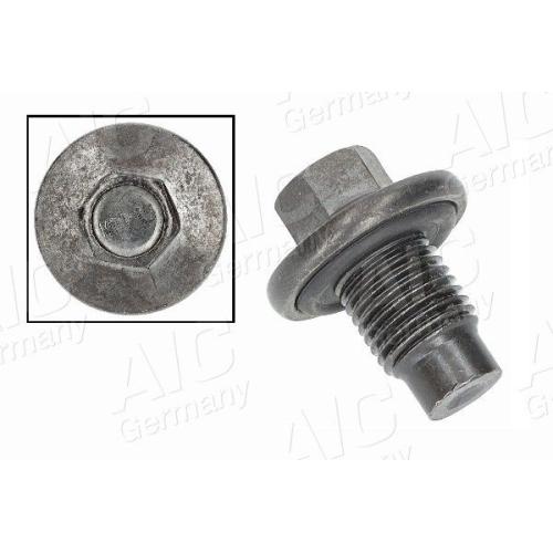 AIC screw plug, oil pan 52110