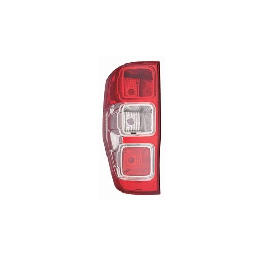 Combination Rearlight VAN WEZEL 1962931 FORD