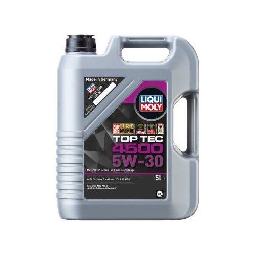 LIQUI MOLY Top Tec 4500 5W-30 5 Liter 3729