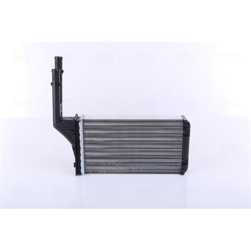 Heat Exchanger, interior heating NISSENS 71143 CITROËN PEUGEOT