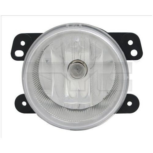 Fog Light TYC 19-5989-00-9 CHRYSLER DODGE FIAT JEEP