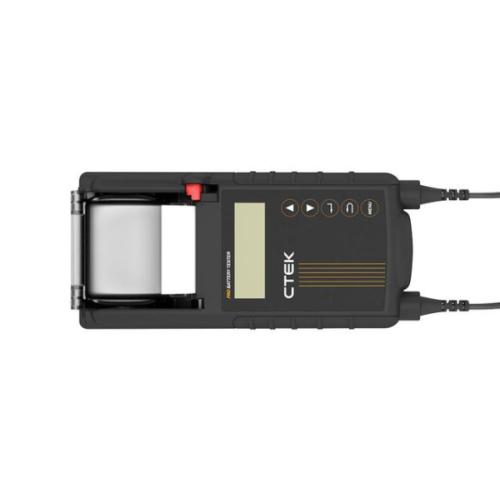CTEK Portable battery tester with thermal printer Num d art.: 40-209