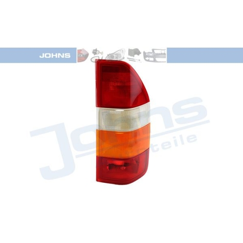 Combination Rearlight JOHNS 50 63 88-1 MERCEDES-BENZ